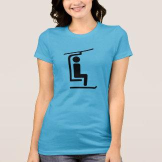 Ski Chairlift T-shirts