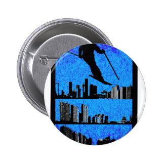 SKI CITY LIFE PINS