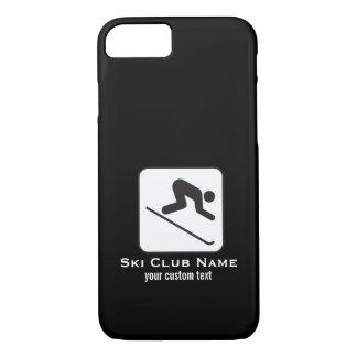 Ski Club Ski Team Custom Downhill Alpine Skiing iPhone 7 Case