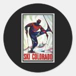 Ski Colorado Sticker