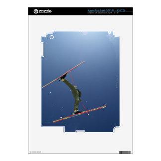 Ski Decal For iPad 3