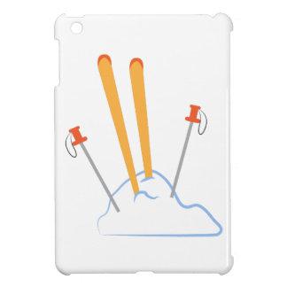 Ski Equipment iPad Mini Case