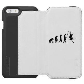 Ski Evolution iPhone 6/6s Wallet Case