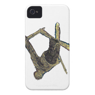 Ski Extreme iPhone 4 Cover