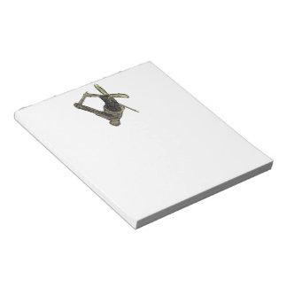 Ski Extreme Notepad