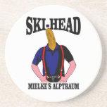 Ski Head - Mielke's nightmare Coasters