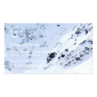 Ski In The Alps Business Cards