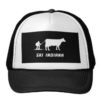 Ski Indiana Trucker Hat