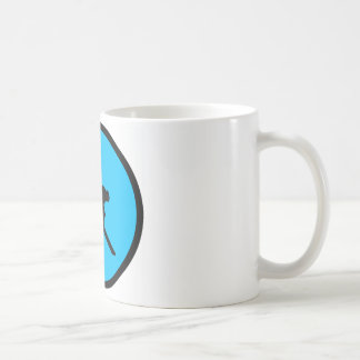 SKI INTO SKY COFFEE MUG