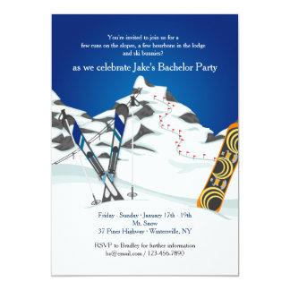 Ski Invitation Zazzle_invitation2