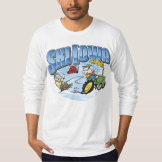 Ski Iowa T-Shirt