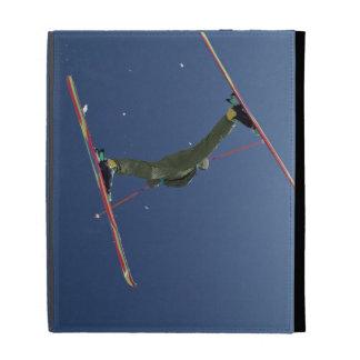Ski iPad Folio Cases