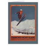 Ski Jump - PLM Olympic Promo Poster Cards