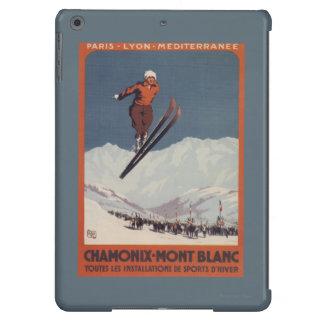 Ski Jump - PLM Olympic Promo Poster iPad Air Cases
