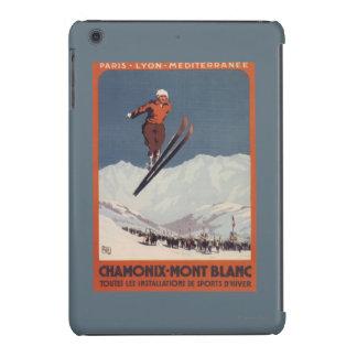 Ski Jump - PLM Olympic Promo Poster iPad Mini Retina Cases