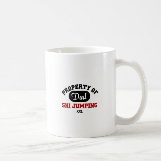 Ski Jumping Coffee Mug