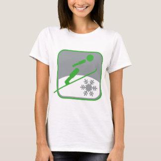 Ski_jumping_dd.png T-Shirt