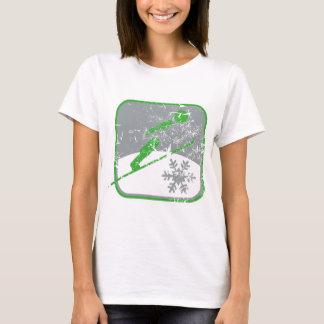 Ski_jumping_dd_used.png T-Shirt
