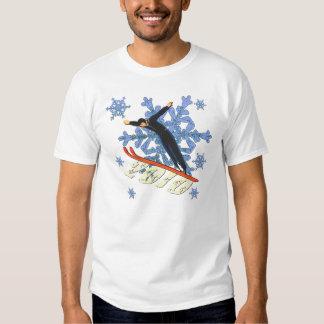 Ski jumping Ski Jumpers winter games gifts T-Shirt