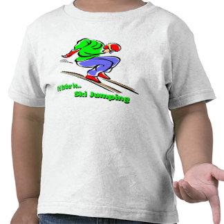 Ski Jumping Shirts