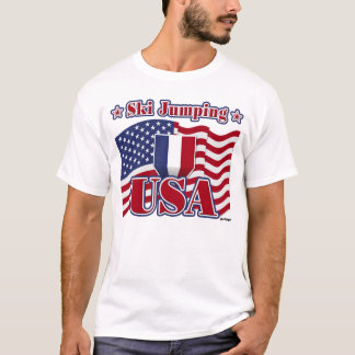 Ski Jumping USA T-Shirt