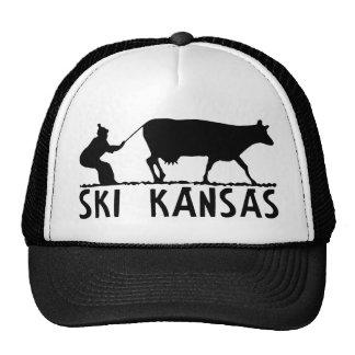 Ski Kansas Mesh Hat