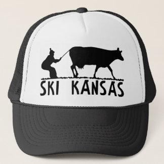 Ski Kansas Trucker Hat