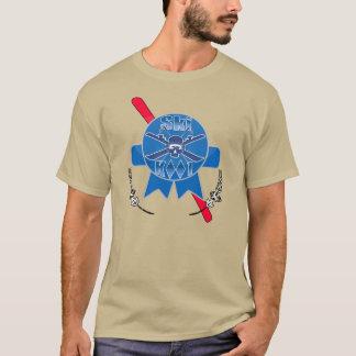 Ski Kool Pabst Blue Ribbin T-Shirt