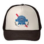 Ski kool Pabst Blue Ribbon truckers cap Trucker Hat