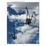 Ski Lift and Sky Card