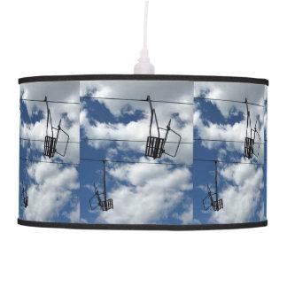 Ski Lift and Sky Pendant Lamps