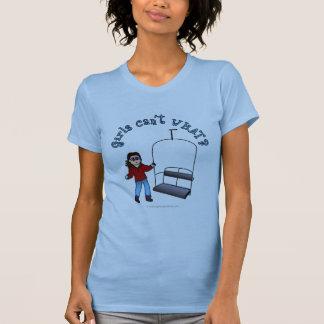 Ski Liftie Girl T-shirt
