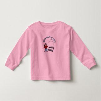 Ski Liftie Girl Toddler T-shirt