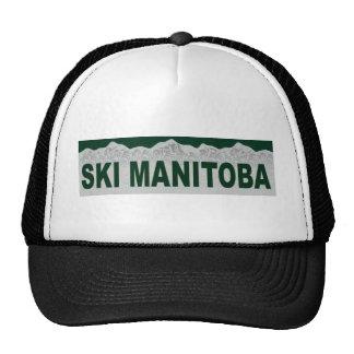 Ski Manitoba Trucker Hat