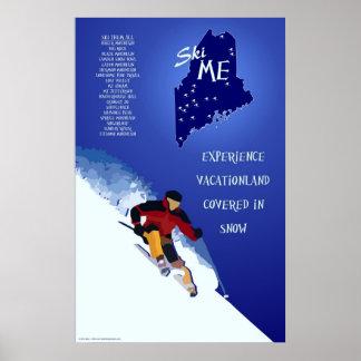 Ski ME Poster