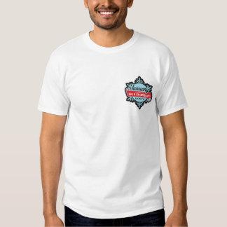 Ski Month Snowflake T-shirt