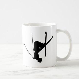 Ski Coffee Mugs
