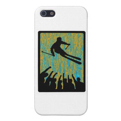 SKI NEEDS MORE iPhone 5 COVERS