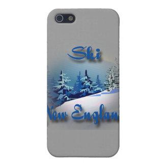 Ski New England  blue iPhone SE/5/5s Cover