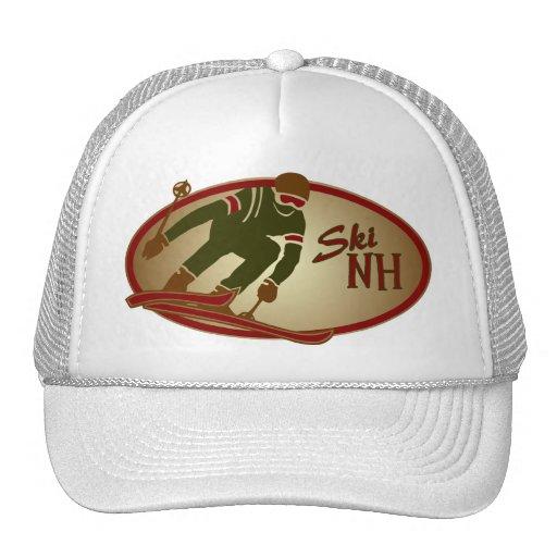 Ski NH Trucker Hat
