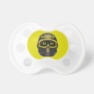 Ski Or Snowboard Helmet Pacifier