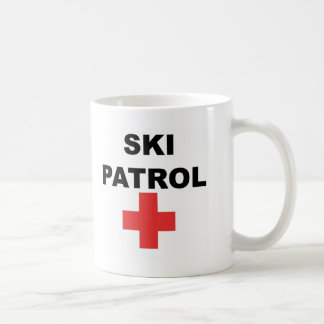 Ski Patrol Coffee Mug
