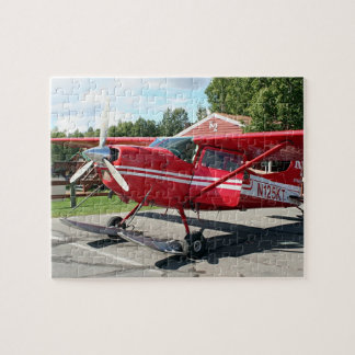 Ski plane, Talkeetna, Alaska, USA, Puzzle