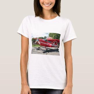Ski plane, Talkeetna, Alaska, USA T-Shirt