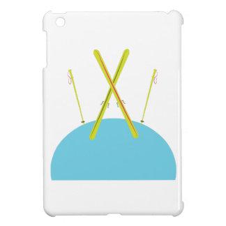 Ski Poles iPad Mini Covers