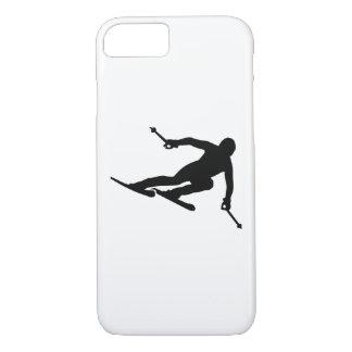 Ski racing iPhone 7 case