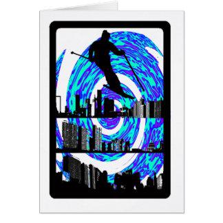SKI RARE EARTH CARD