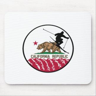 Ski Republic Mouse Pad