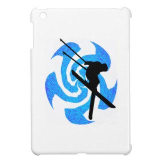 SKI SKI SKIER iPad MINI CASE