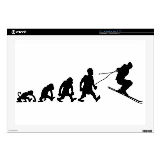 ski decal for laptop